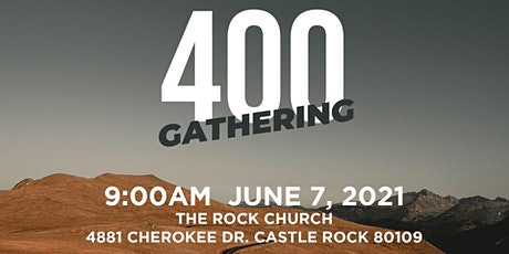 400 Gathering for Colorado June 2021 tickets