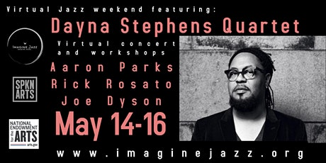 Virtual Jazz Weekend with Dayna Stephens All Access Pass tickets