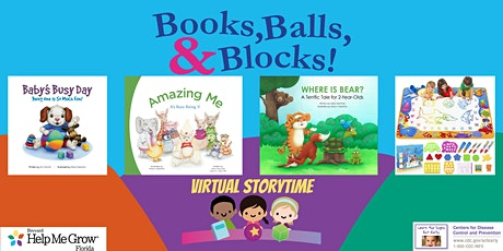 HMG Brevard Virtual Storytime tickets