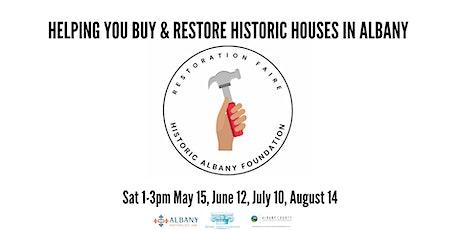 Restoration Faire 2021 tickets