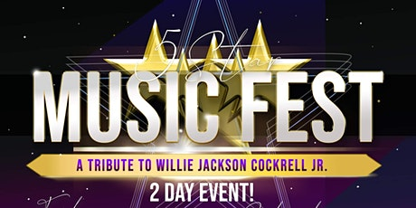 5 STAR MUSIC FEST tickets