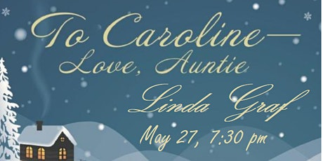 May Book Club: To Caroline - Love Auntie tickets