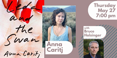Book launch with Anna Caritj for LEDA AND THE SWAN tickets