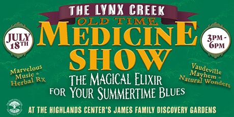 Lynx Creek Old Time Medicine Show tickets