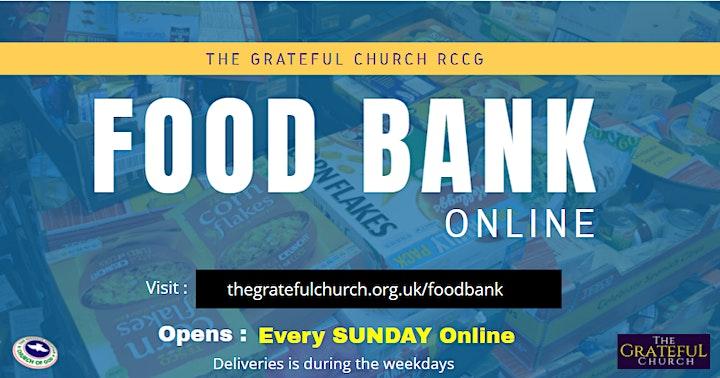 Celebration Service @ The Grateful Church RCCG Manchester image