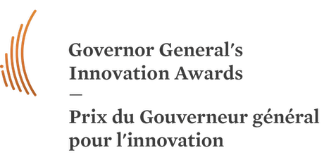Cérémonie virtuelle des Prix du Gouverneur général pour l'innovation. billets