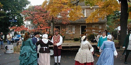 Bristol Stomp! (Bristol PA to Trenton NJ historic walk and tour) tickets
