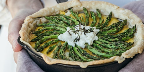 Brunch for Dinner: Master a Classic Spring Quiche tickets