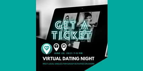 Virtual Dating Night - Hosted by Seattle Dating App and Portland Dating App tickets