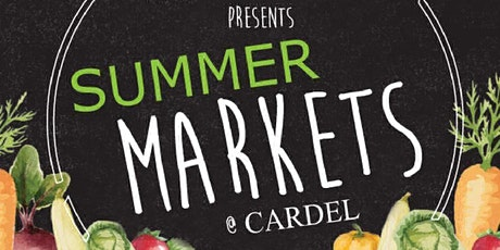 CARDEL SUMMER MARKETS tickets