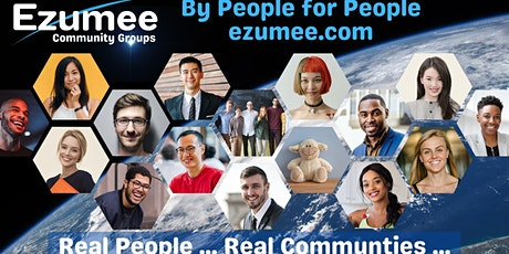 Ezumee New  Community Groups Platform Introduction Event. What is Ezumee? tickets