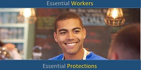 Essential Workers - Essential Protections: Youth Employment in PA tickets
