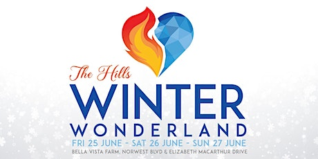 The Hills Winter Wonderland tickets