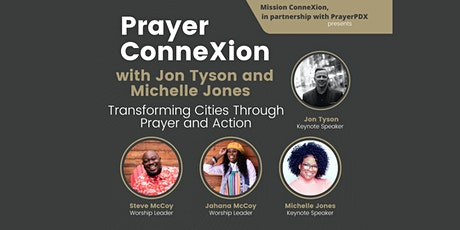 Prayer ConneXion 2021 tickets