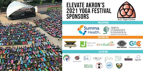 Elevate Akron Yoga Festival 2021 tickets