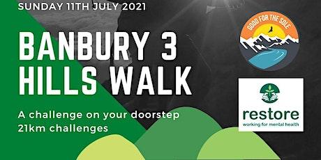 Banbury 3 Hills Walk tickets