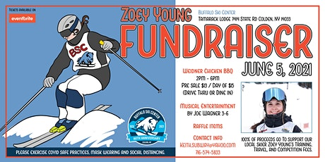 Chicken BBQ Fundraiser for BSC athlete  Zoey Young tickets