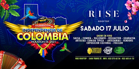 INDEPENDENCIA DE COLOMBIA - HOUSTON TX. tickets