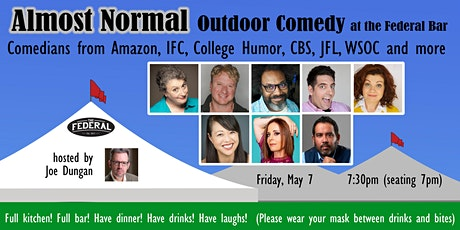 Almost Normal: Stand-up Comedy at The Federal Bar tickets