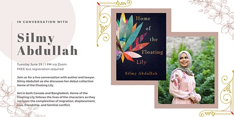 In Conversation with Silmy Abdullah tickets