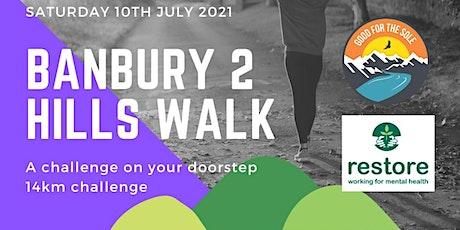 Banbury 2 Hills Walk tickets