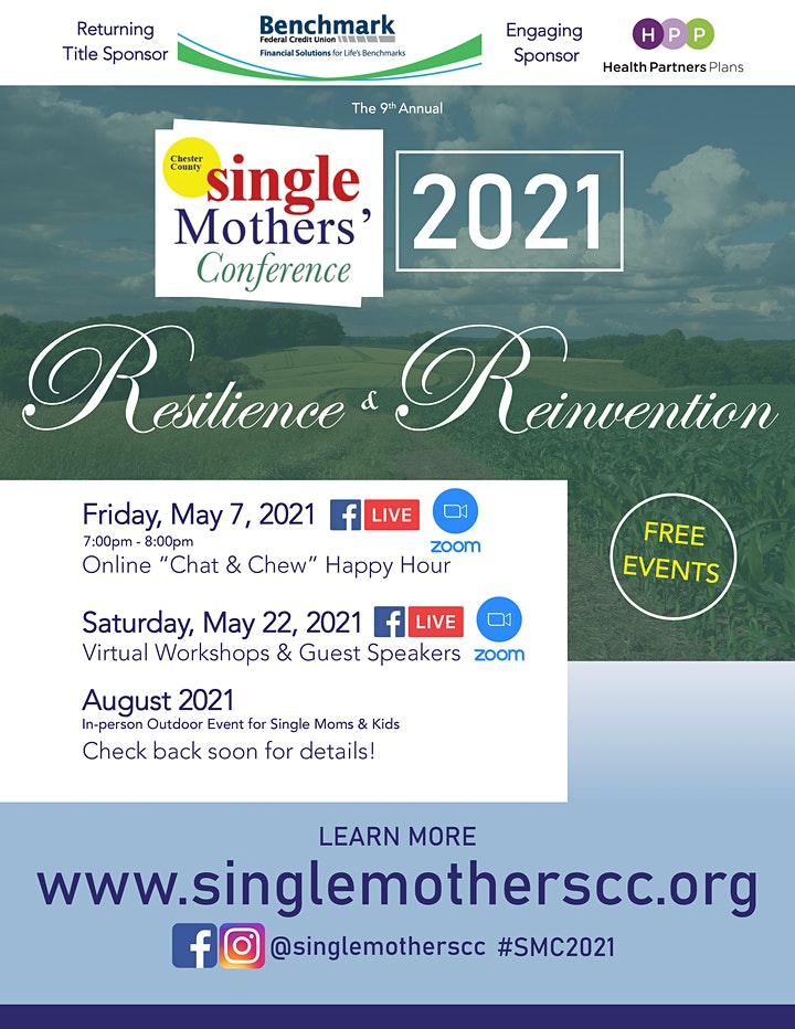 SMC 2021: Resilience and Reinvention - Virtual Workshops image