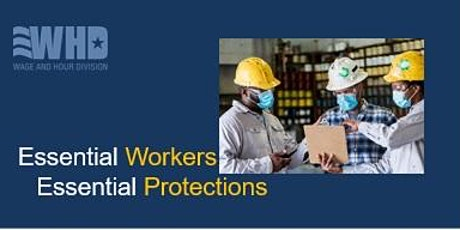 Essential Workers, Essential Protections - MT, UT, & WY tickets