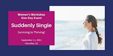 Suddenly Single: Workshop for Women tickets