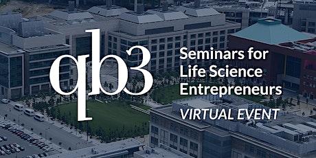 QB3 Webinar: Sonja Schrepfer, MD, PhD, Sana Biotechnology tickets