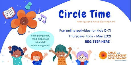 Circle Time tickets