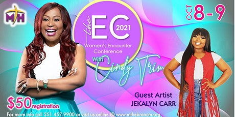 EC'21 - MHCM Women's Ministry Encounter Conference tickets