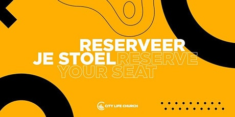 Zondag Kerkdienst | Sunday Church Service tickets