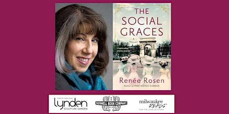 Renée Rosen - virtual Lynden Sculpture Garden event tickets