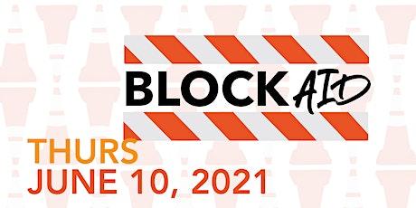 BLOCK:AID tickets