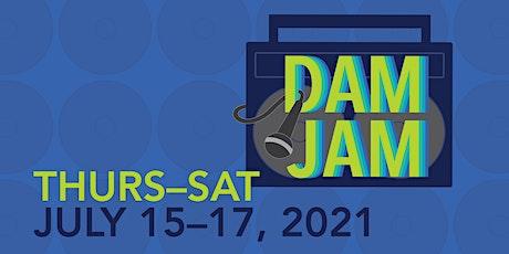 The Dam Jam 2021 tickets