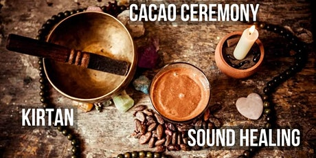 Kirtan, Cacao Ceremony & Sound Healing tickets