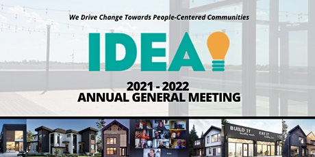 IDEA's Annual General Meeting 2021 tickets