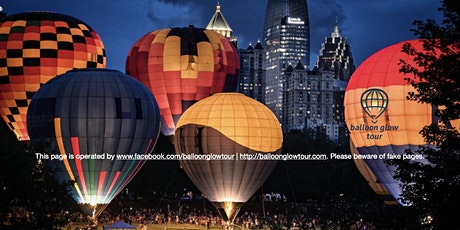 Atlanta Balloon Glow tickets