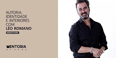Mentoria At Home com Léo Romano ingressos