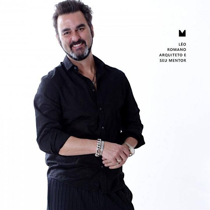 Imagem do evento Mentoria At Home com Léo Romano