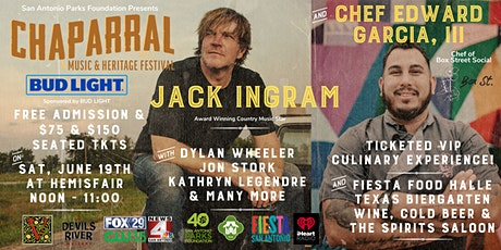 Chaparral Music & Heritage Festival  2021 - official FIESTA! event tickets