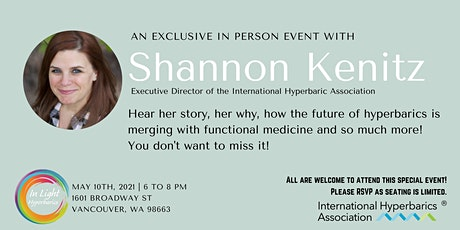 An Intimate Evening with Shannon Kenitz tickets