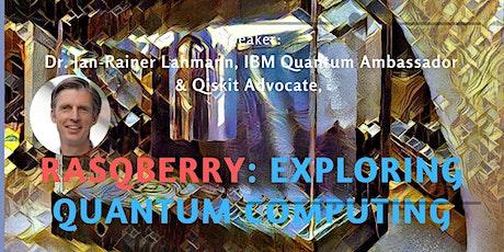 RasQberry: Exploring Quantum Computing and Qiskit with a Raspberry Pi bilhetes