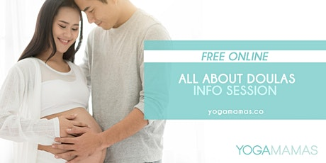 FREE ONLINE: All About Doulas Info Session tickets