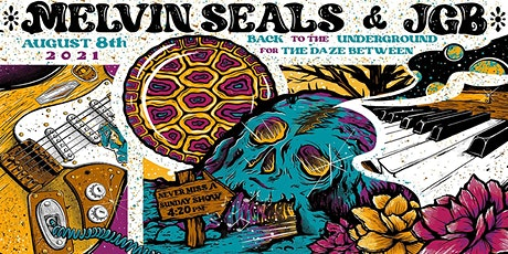 Melvin Seals & JGB in The Caverns for The Daze Between tickets
