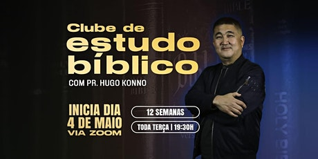 Clube de Estudo Bíblico ingressos