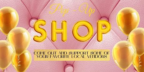 Summer Bling Fling Pop Up Shop tickets
