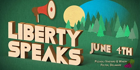 Liberty Speaks tickets