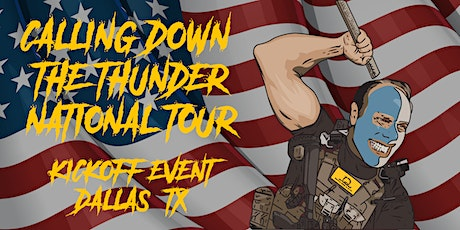 Call Down The Thunder Tour Fundraiser tickets