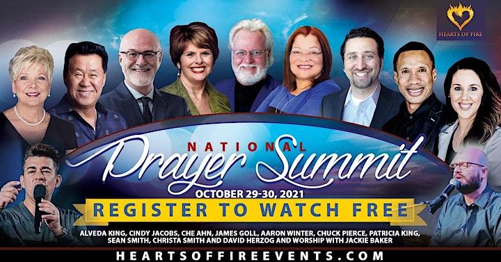 National Prayer Summit image
